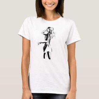 es lebt mit Stil T-Shirt