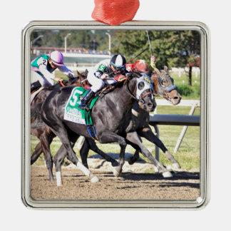Es Tiz Brunnen - der Kotillon-Sieger Silbernes Ornament