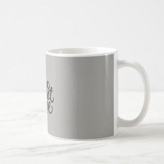 es zerteilt kaffeetasse