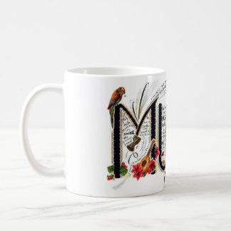 Es zerteilt Musikalisch Kaffeetasse
