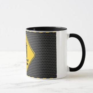 Es zerteilt Tapfer Tasse