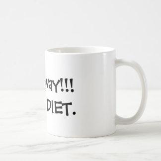 ES zerteilt UNTERHÄLT Kaffeetasse