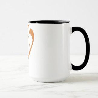 Es zerteilt von der Software Libre Lebendig Tasse
