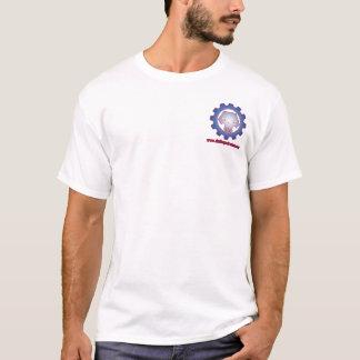 Escadron Gixxer de crâne T-shirt