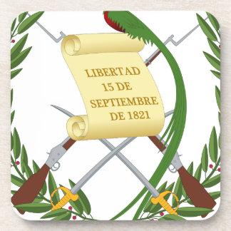 Escudo de Armas de Guatemala - Wappen Untersetzer