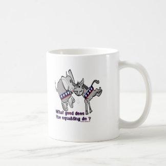 Esel und Elefant Kaffeetasse