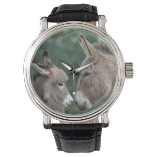 Eseluhr Armbanduhr