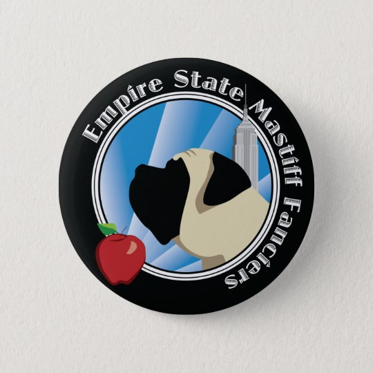 ESMF runder Knopf Runder Button 5,7 Cm