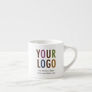 Espresso-Tasse mit Firmenlogo 6 Unze kein Minimum Espressotasse