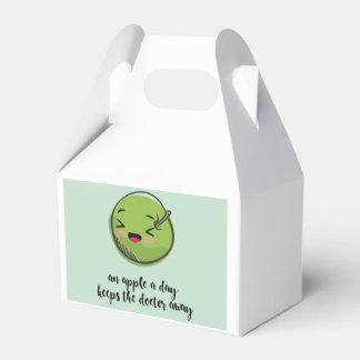 essen Sie Ihre Grüntöne Geschenkschachtel