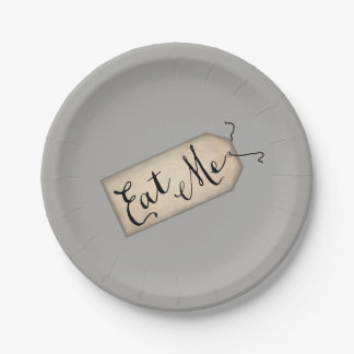 Essen Sie mich Pappteller