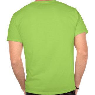 Essen Sie, schlafen Sie, PPG - Front u. Rückseite Shirts