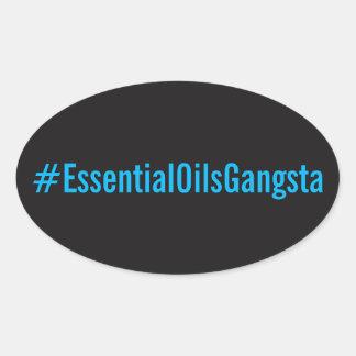 #EssentialOilsGangsta Aufkleber