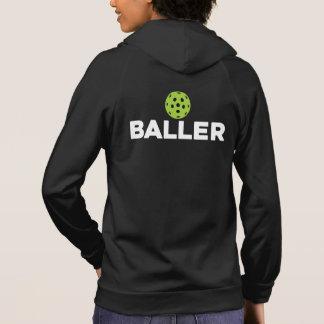 (Essiggurke) Baller Pickleball Hoodie