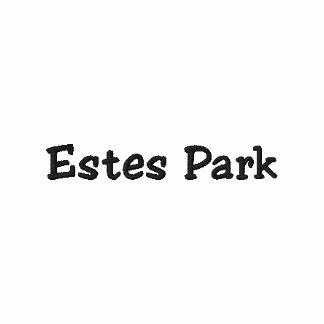 Estes Park-Colorado-Hemd - kundengerecht Besticktes Polo Hemd