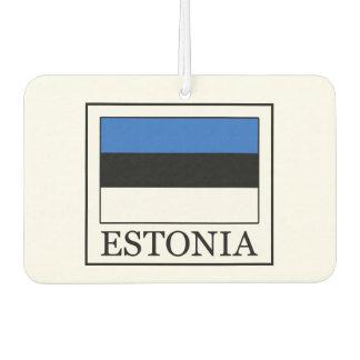 Estland Autolufterfrischer