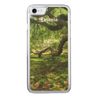 Estland-Landschaft Carved iPhone 8/7 Hülle