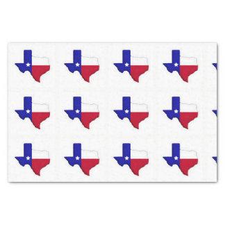 État d'enveloppe de cadeau du Texas Lonestar Papier Mousseline