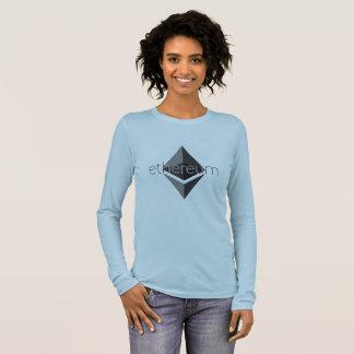Ethereum Shirts, Männer, Frauen und Kinder Langarm T-Shirt