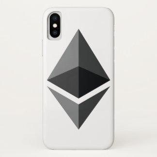 Etherium ETH Telefon-Kasten iPhone X Hülle