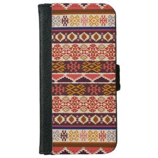 ethnische Art iPhone 6 Geldbeutel Hülle