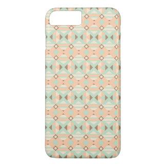 Ethnische marokkanische Motiv-nahtloses Muster 18 iPhone 8 Plus/7 Plus Hülle