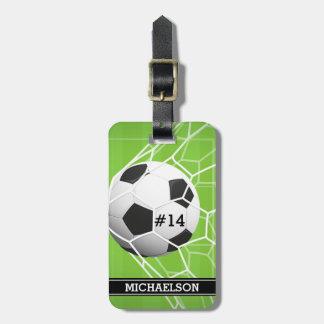 Étiquette À Bagage BUT de ballon de football