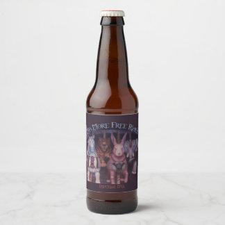 Étiquette Pour Bouteilles De Bière Pas plus de tours gratuits, de nom et de style