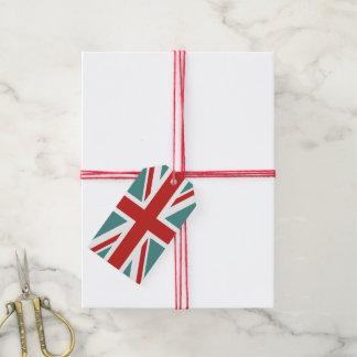 Étiquettes-cadeau Créez votre propre Union Jack