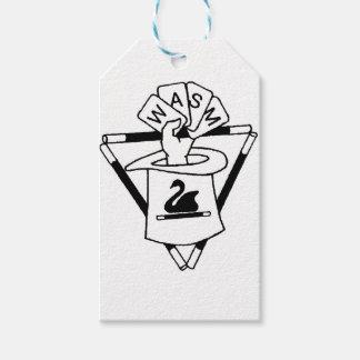 Étiquettes-cadeau Marchandises de WASM