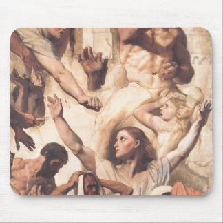 Étude de Jean Ingres- pour le martyre de St Sympho Tapis De Souris