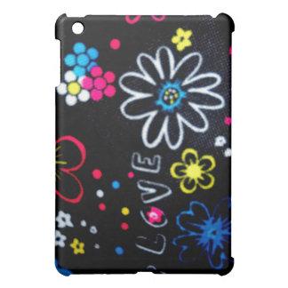 "Étuis iPad Mini ""Flower power """