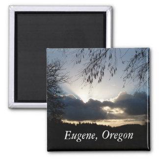 Eugene, Oregon Quadratischer Magnet