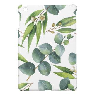 Eukalyptus-Laub-Muster iPad Mini Hülle