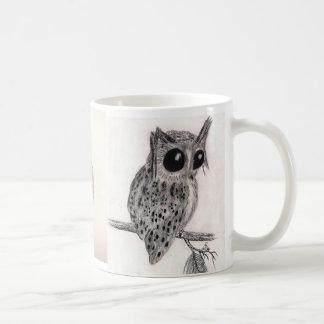 Eulen, Eulen, Eulen!! - WaldSüssen - klassischer Kaffeetasse