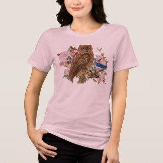 Eulen-Geist-Tier-T - Shirt