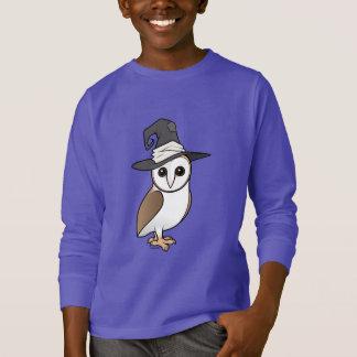 Eulen-Hexe T-Shirt