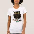 EULEN-immer LIEBE Sie XOXO T-Shirt
