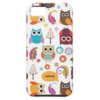 Eulen-SitzungVibe iPhone 5 Fall iPhone 5 Cover