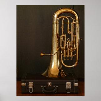 Euphoniummessingmusik Poster