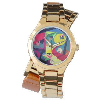 Euphorieuhr Armbanduhr