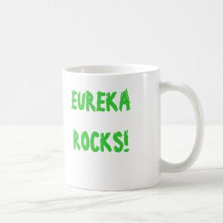 EUREKA-FELSEN! KAFFEETASSE