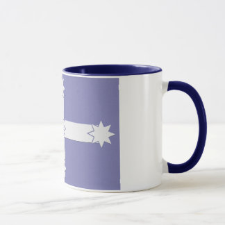 Eureka-Flagge Tasse