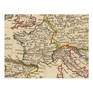 Europa 48 postkarte