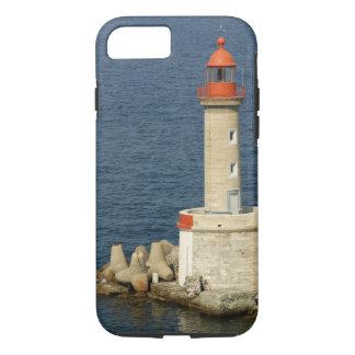 Europa, Frankreich, Korsika, Bastia.  Hafen iPhone 8/7 Hülle