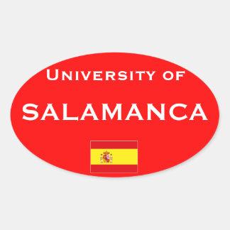 Europäisch-ähnlicher Aufkleber Salamancas