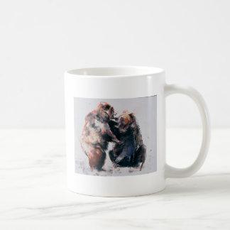 Europäische Braunbären 2001 Kaffeetasse