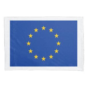 Europäische Gewerkschaft - EU-Fahnenkissen für B Kissenbezug