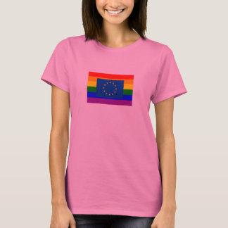 Europäische Gewerkschaft - Gay Pride-Shirt T-Shirt