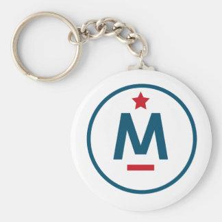 Evan McMullin - es ist nie zu spät Schlüsselanhänger